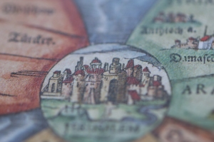 מרכז העולם, אליבא דבינטינג